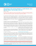 FUNDS_Brief28_April2015_Financing_for_Development