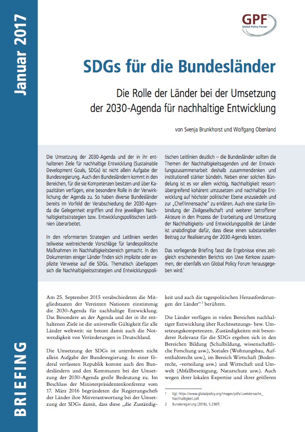 GPF-Briefing_0117_SDGs_Bundeslander