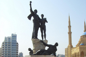 Martyrs_square_Beirut_284px