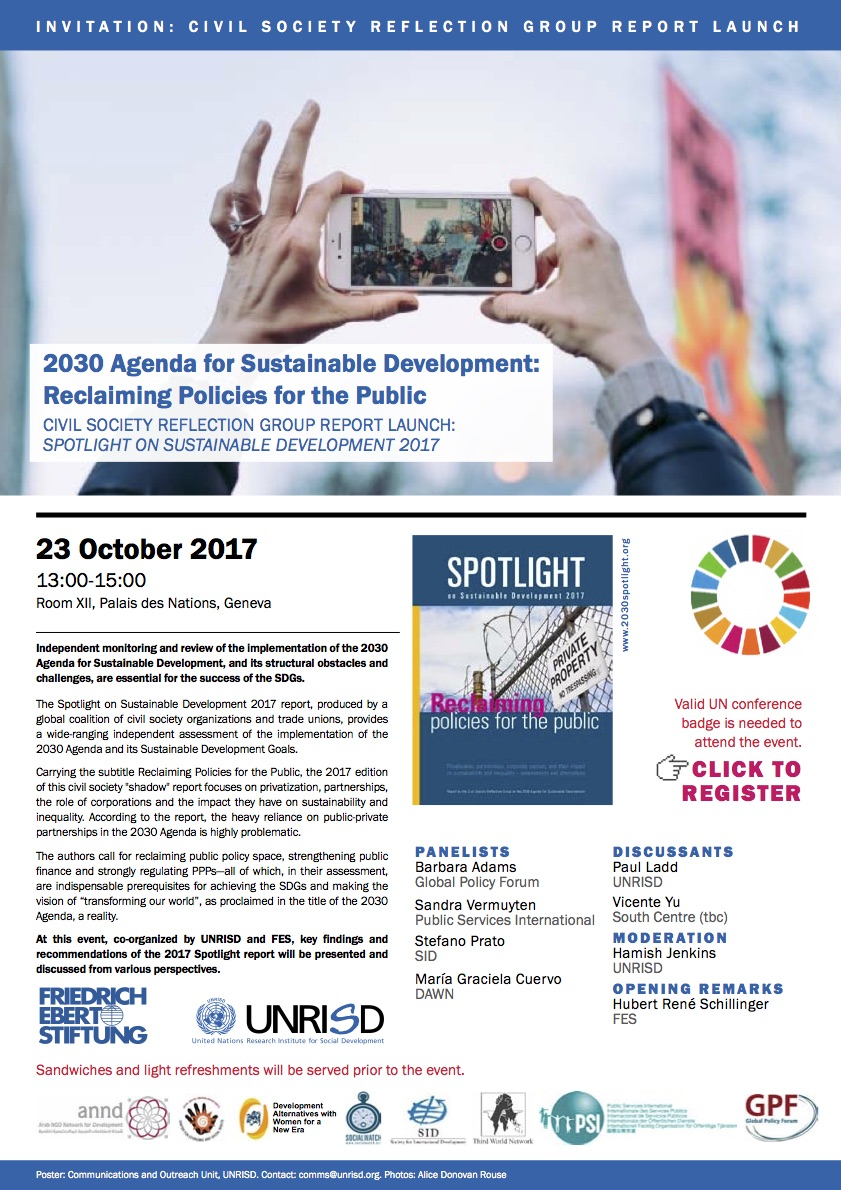 Spotlight_on_Sustainable_Development_2017_Flyer
