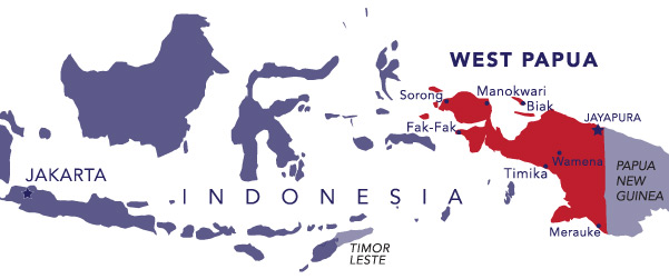 westpapua_map