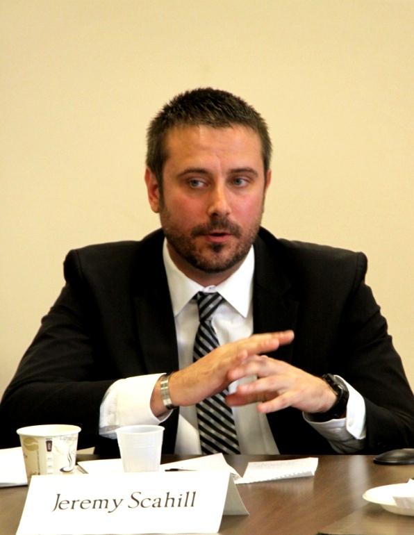jeremy scahill journalist and author
